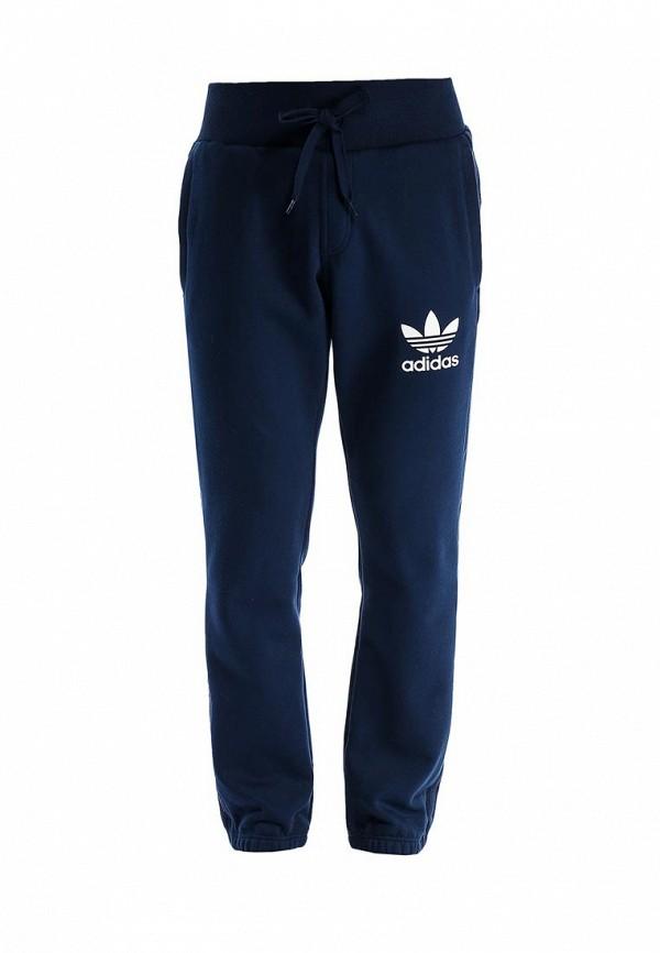 Мужские спортивные брюки Adidas Originals (Адидас Ориджиналс) S18366: изображение 1