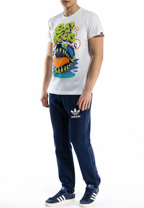 Мужские спортивные брюки Adidas Originals (Адидас Ориджиналс) S18366: изображение 3
