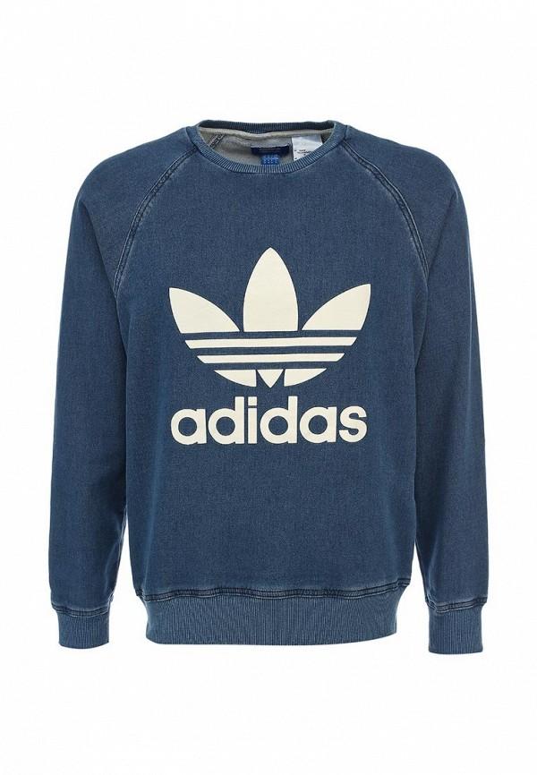 Толстовка Adidas Originals (Адидас Ориджиналс) S18401: изображение 1