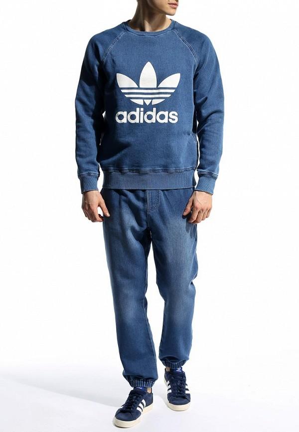 Толстовка Adidas Originals (Адидас Ориджиналс) S18401: изображение 3