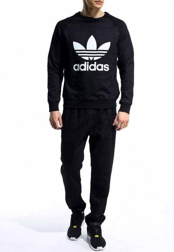 Толстовка Adidas Originals (Адидас Ориджиналс) S18408: изображение 3