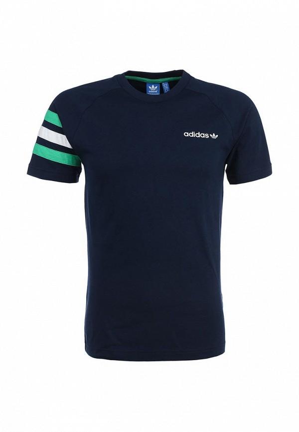 Спортивная футболка Adidas Originals (Адидас Ориджиналс) S18437: изображение 2