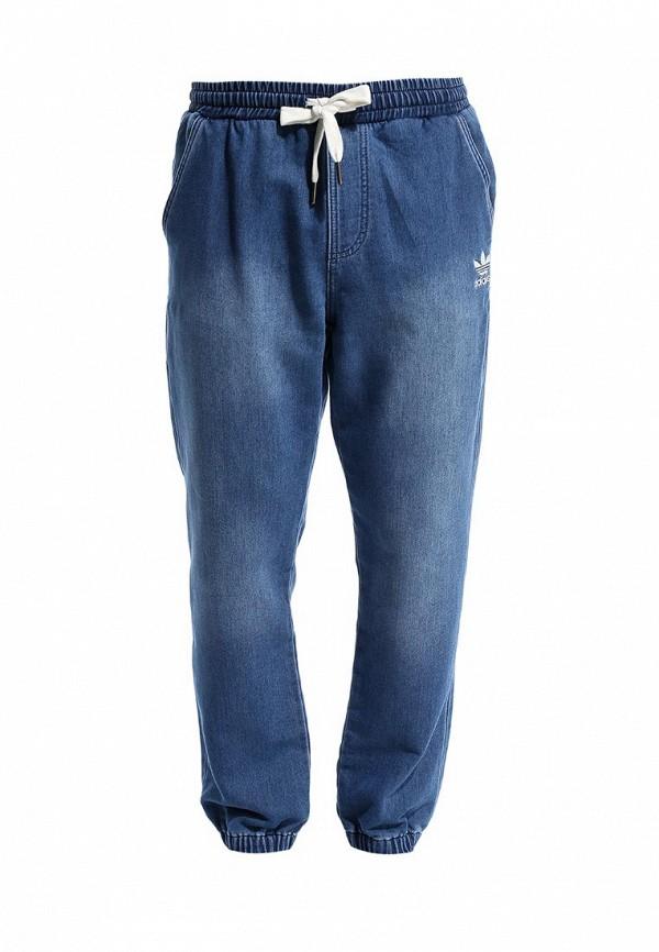 Мужские спортивные брюки Adidas Originals (Адидас Ориджиналс) S18440: изображение 1