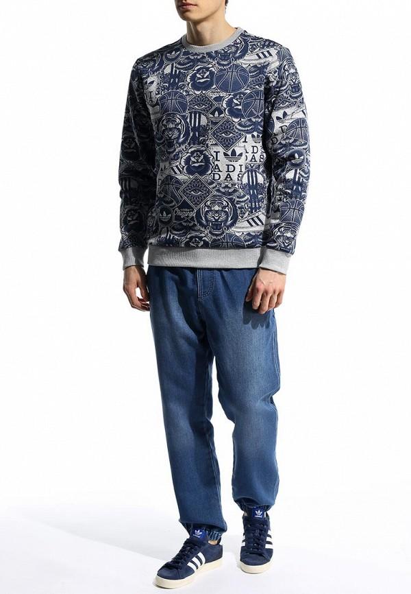 Мужские спортивные брюки Adidas Originals (Адидас Ориджиналс) S18440: изображение 3