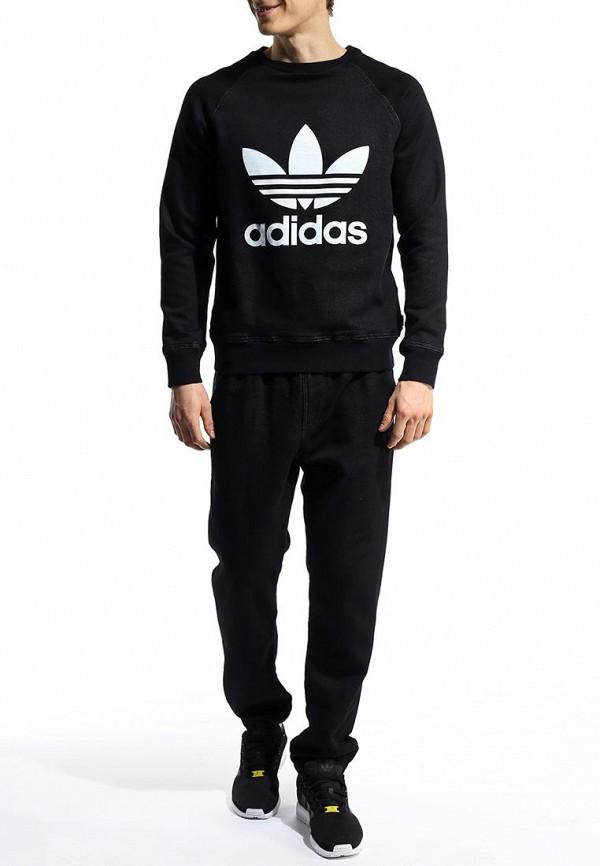 Мужские спортивные брюки Adidas Originals (Адидас Ориджиналс) S18442: изображение 3