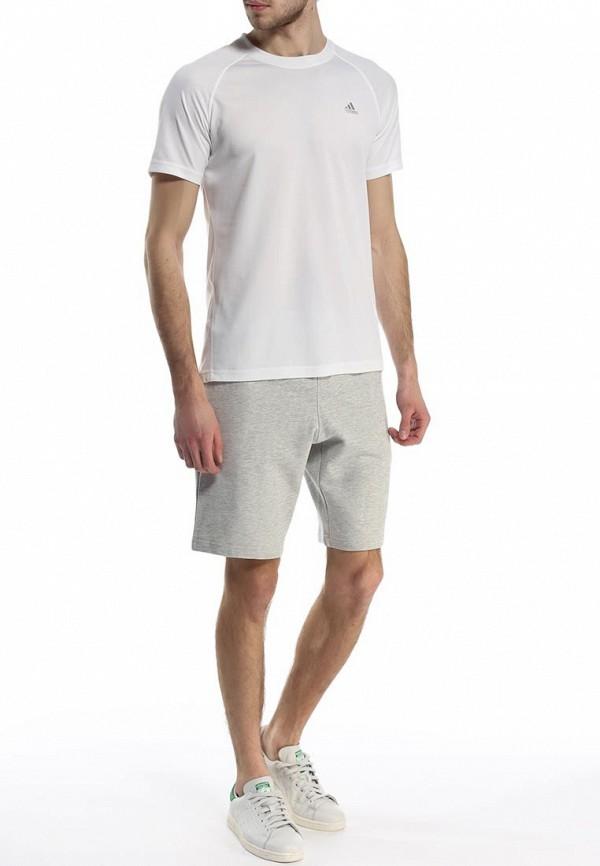 Мужские спортивные шорты Adidas Originals (Адидас Ориджиналс) S18486: изображение 3