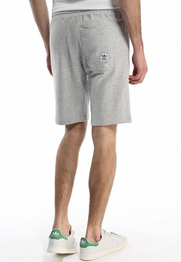 Мужские спортивные шорты Adidas Originals (Адидас Ориджиналс) S18486: изображение 4