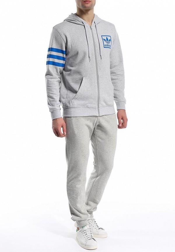 Мужские спортивные брюки Adidas Originals (Адидас Ориджиналс) S18489: изображение 3