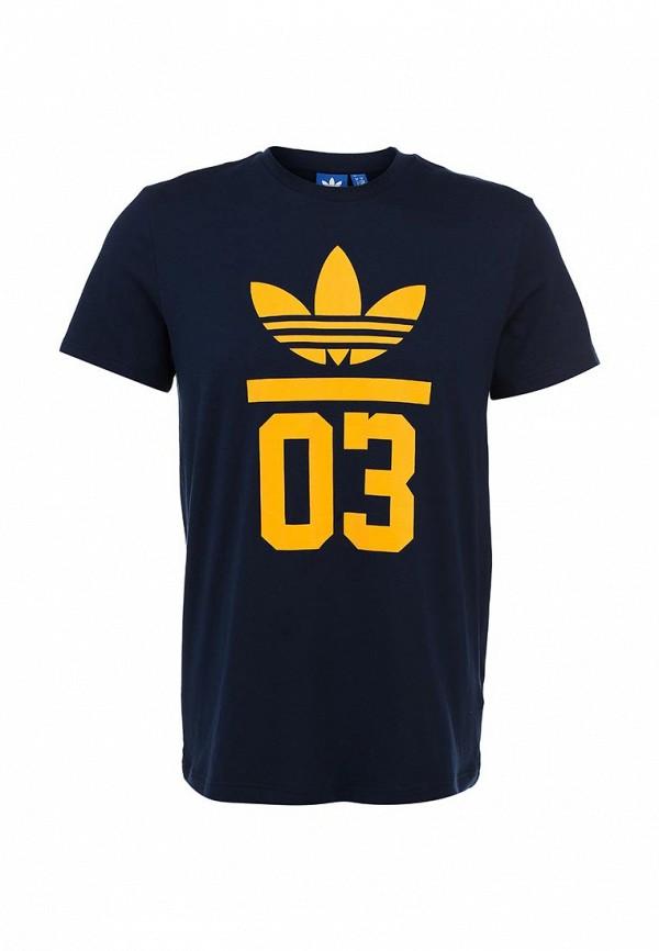 Футболка с коротким рукавом Adidas Originals (Адидас Ориджиналс) S18515: изображение 1