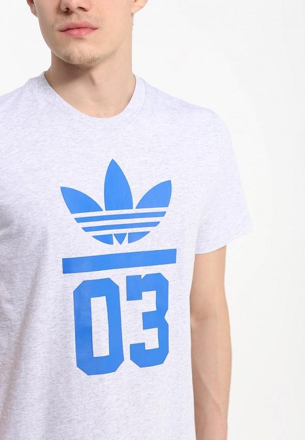 Футболка с коротким рукавом Adidas Originals (Адидас Ориджиналс) S18517: изображение 2