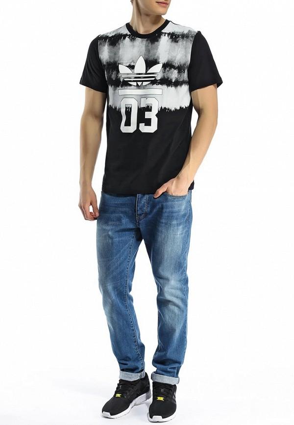 Спортивная футболка Adidas Originals (Адидас Ориджиналс) S18518: изображение 3