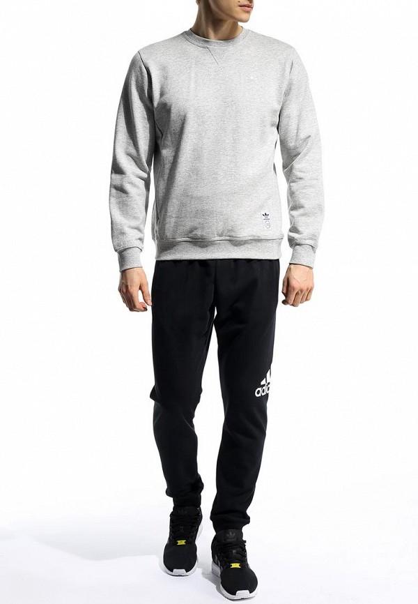 Толстовка Adidas Originals (Адидас Ориджиналс) S18532: изображение 3