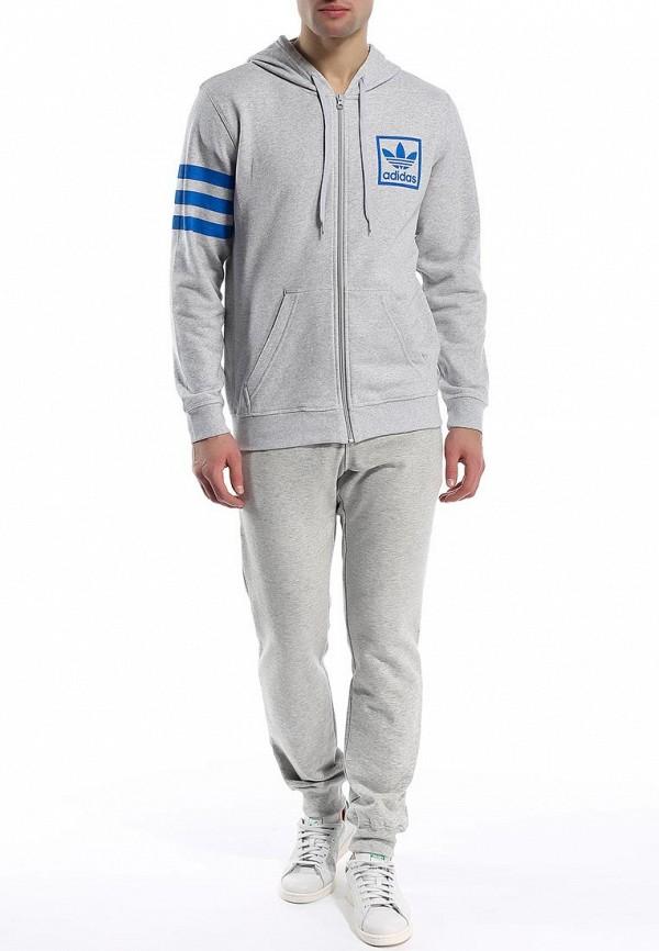 Толстовка Adidas Originals (Адидас Ориджиналс) S18538: изображение 3