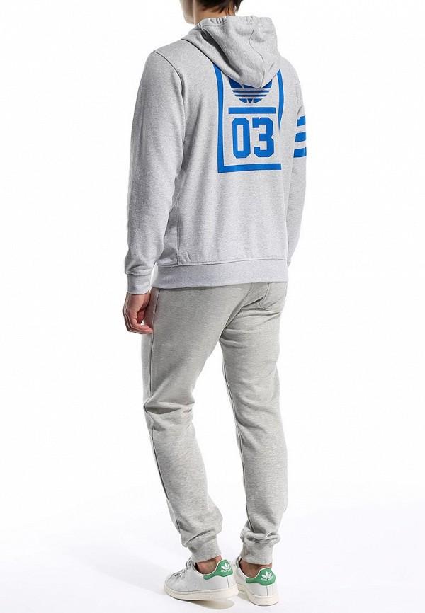Толстовка Adidas Originals (Адидас Ориджиналс) S18538: изображение 4