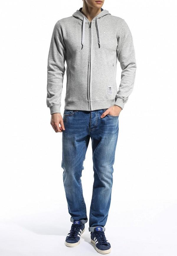 Толстовка Adidas Originals (Адидас Ориджиналс) S18542: изображение 3