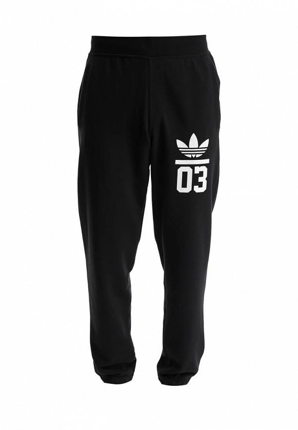 Мужские спортивные брюки Adidas Originals (Адидас Ориджиналс) S18608: изображение 1