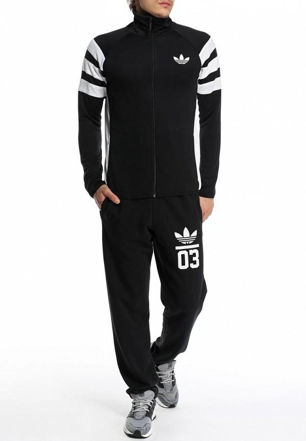 Мужские спортивные брюки Adidas Originals (Адидас Ориджиналс) S18608: изображение 3