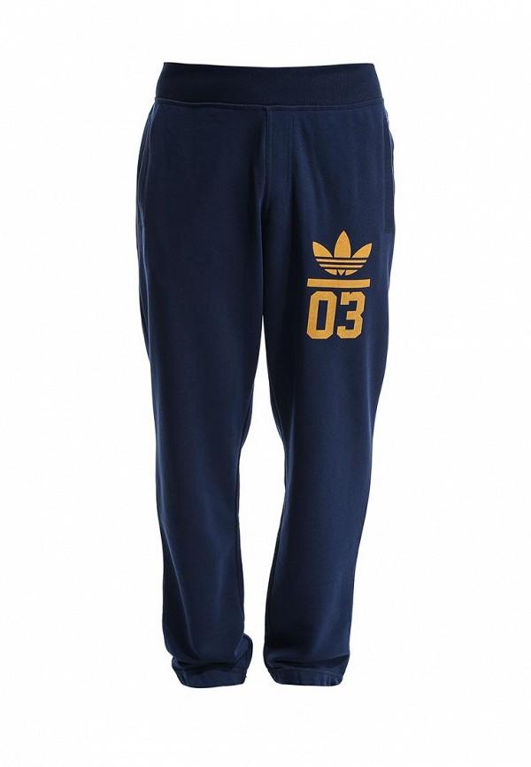 Мужские спортивные брюки Adidas Originals (Адидас Ориджиналс) S18609: изображение 1