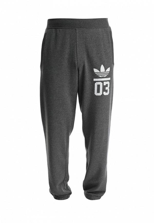 Мужские спортивные брюки Adidas Originals (Адидас Ориджиналс) S18610: изображение 1