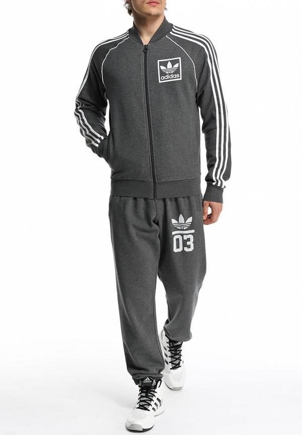 Мужские спортивные брюки Adidas Originals (Адидас Ориджиналс) S18610: изображение 3