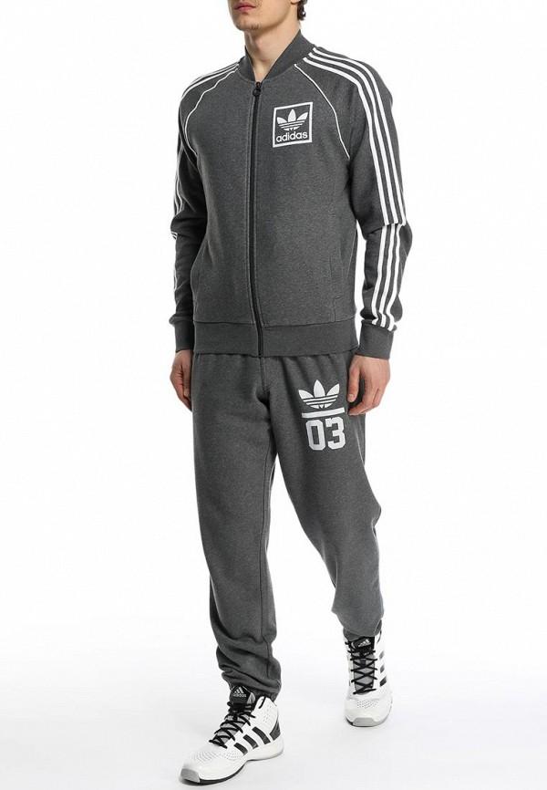 Олимпийка Adidas Originals (Адидас Ориджиналс) S18614: изображение 4