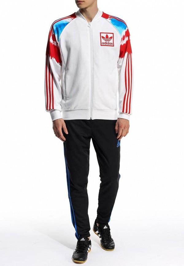 Олимпийка Adidas Originals (Адидас Ориджиналс) S18617: изображение 3