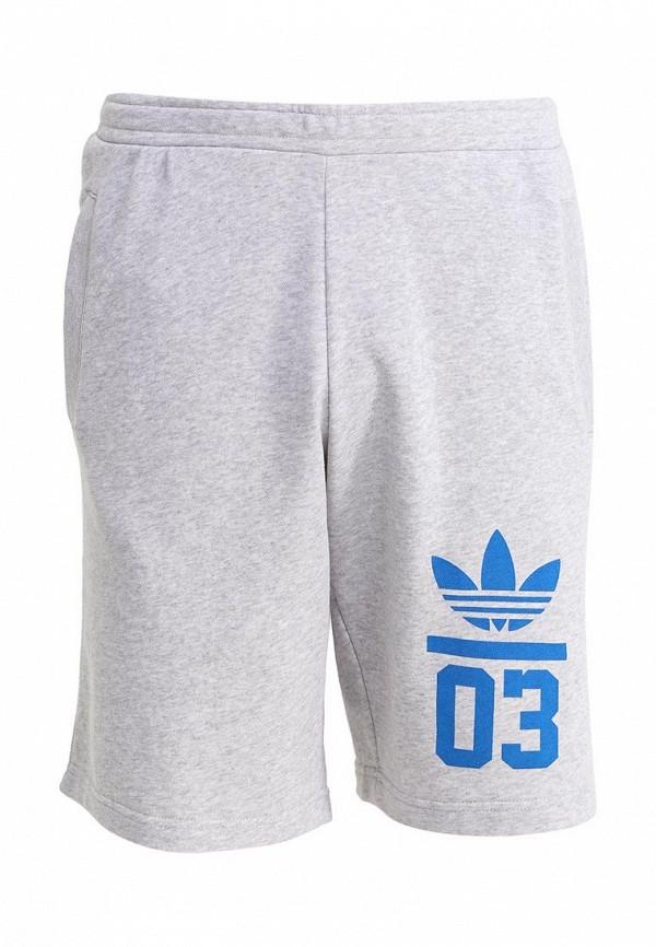 Мужские спортивные шорты Adidas Originals (Адидас Ориджиналс) S18620: изображение 1