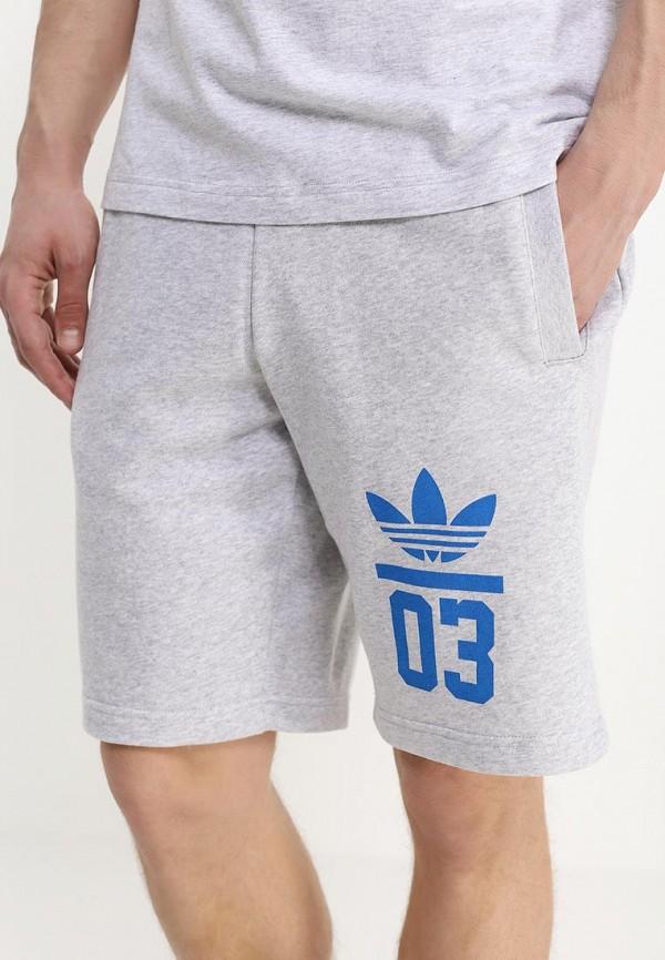 Мужские спортивные шорты Adidas Originals (Адидас Ориджиналс) S18620: изображение 2