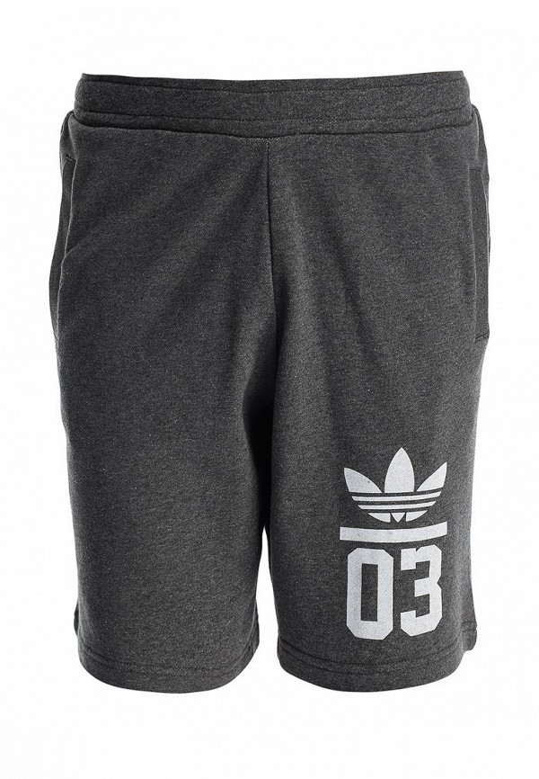 Мужские спортивные шорты Adidas Originals (Адидас Ориджиналс) S18622: изображение 1
