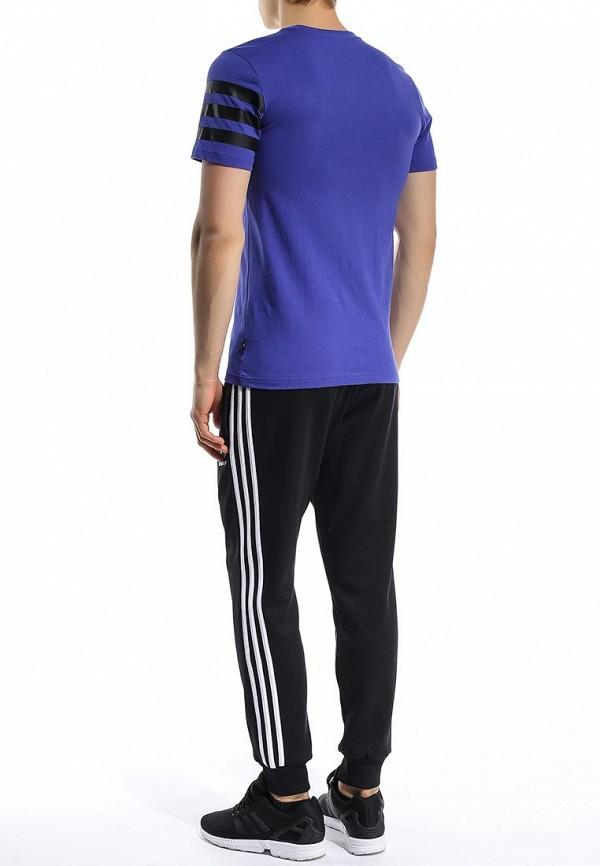 Футболка с надписями Adidas Originals (Адидас Ориджиналс) S18629: изображение 4