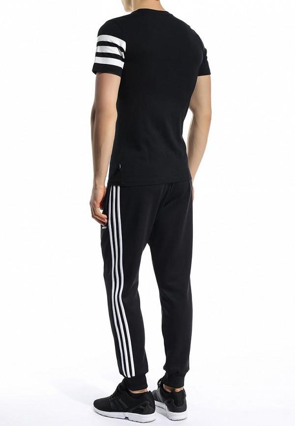 Футболка с надписями Adidas Originals (Адидас Ориджиналс) S18630: изображение 4