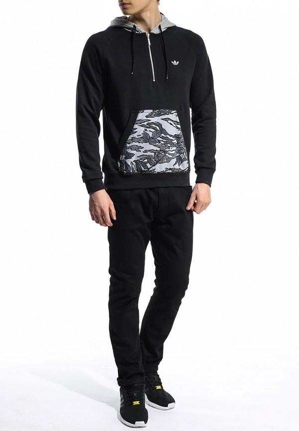 Толстовка Adidas Originals (Адидас Ориджиналс) S18663: изображение 3