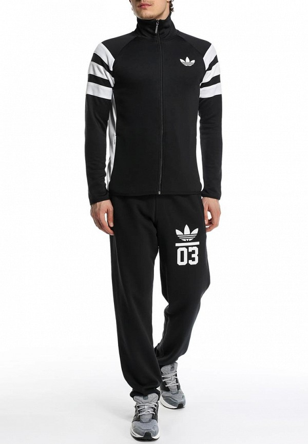 Олимпийка Adidas Originals (Адидас Ориджиналс) S18687: изображение 4