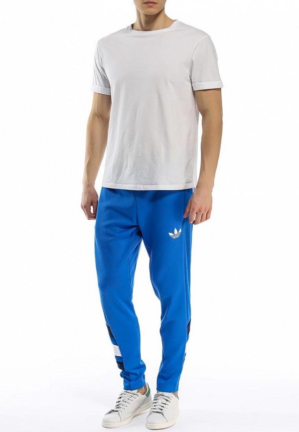 Мужские спортивные брюки Adidas Originals (Адидас Ориджиналс) S18728: изображение 4