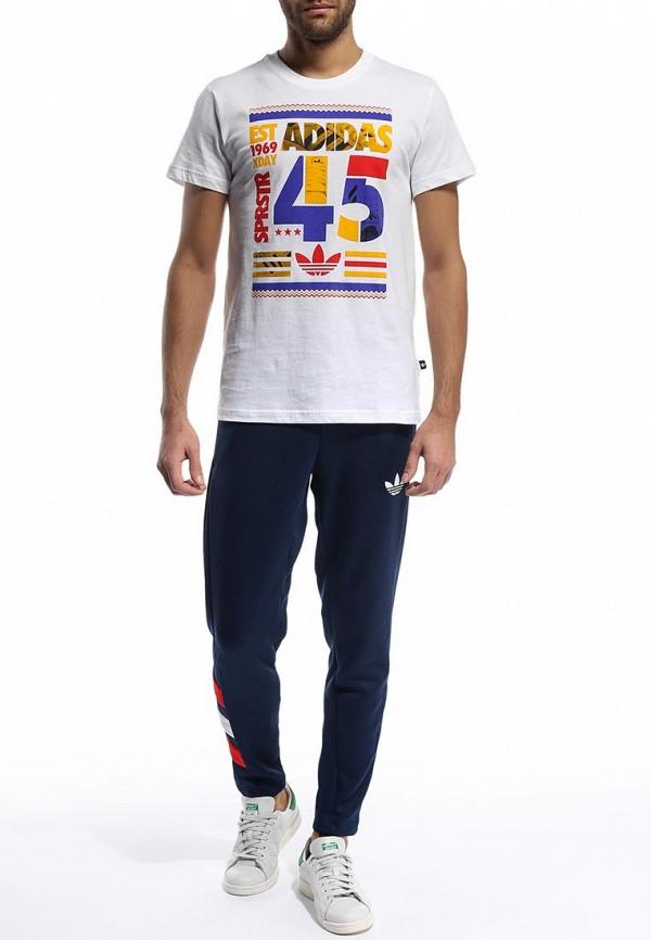 Мужские спортивные брюки Adidas Originals (Адидас Ориджиналс) S18729: изображение 3