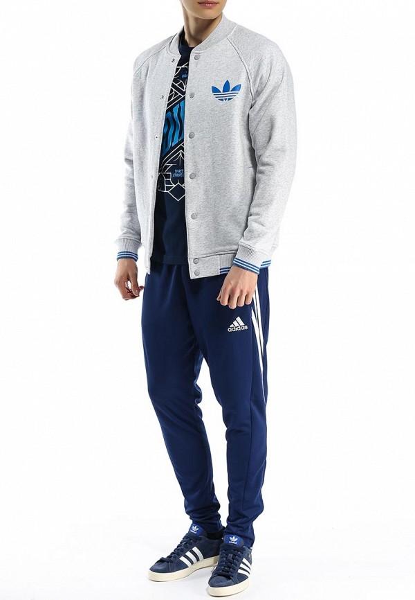 Олимпийка Adidas Originals (Адидас Ориджиналс) S18756: изображение 3