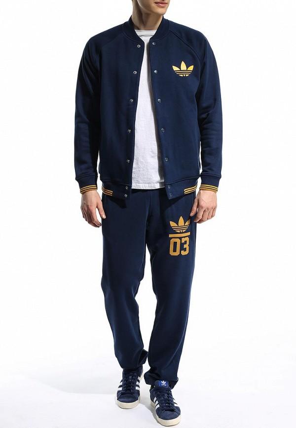Олимпийка Adidas Originals (Адидас Ориджиналс) S18757: изображение 3