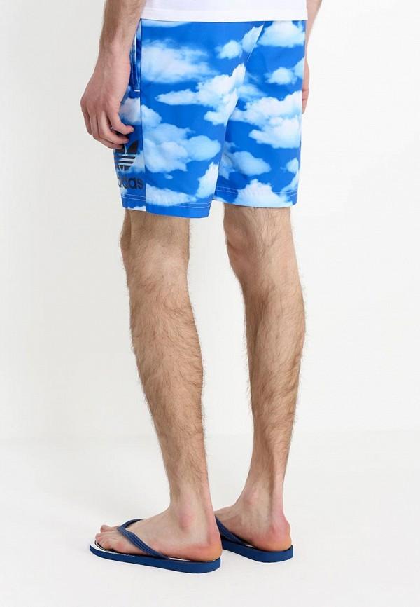Мужские шорты для плавания Adidas Originals (Адидас Ориджиналс) S18778: изображение 4