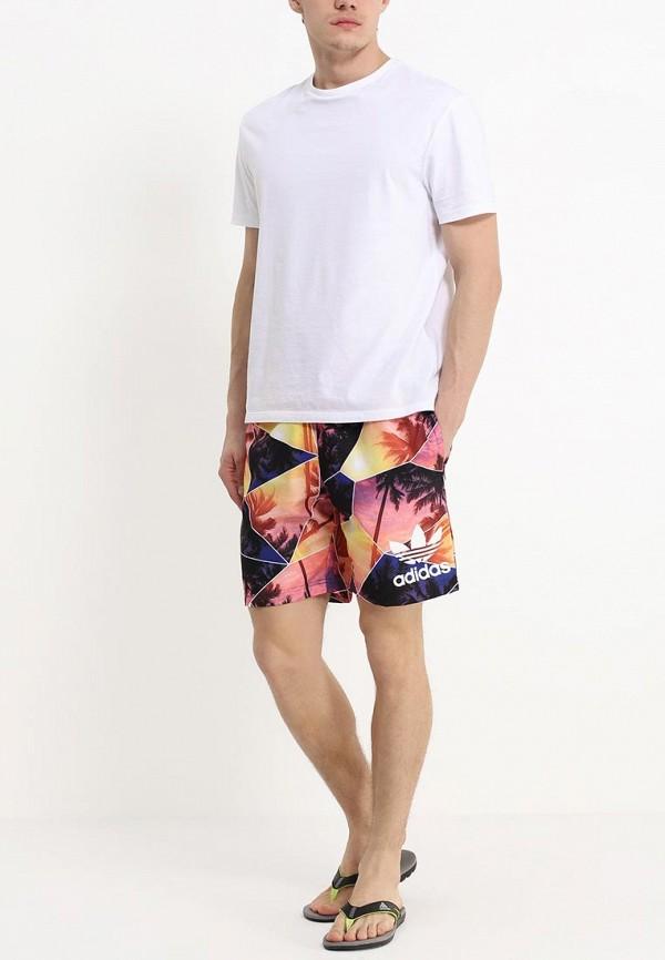 Мужские шорты для плавания Adidas Originals (Адидас Ориджиналс) S18779: изображение 3
