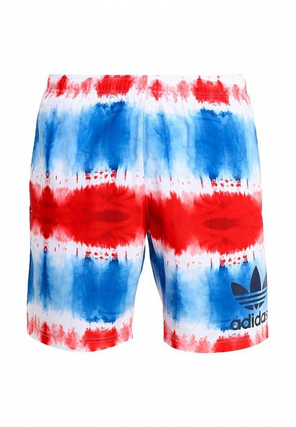 Мужские шорты для плавания Adidas Originals (Адидас Ориджиналс) S18780: изображение 1