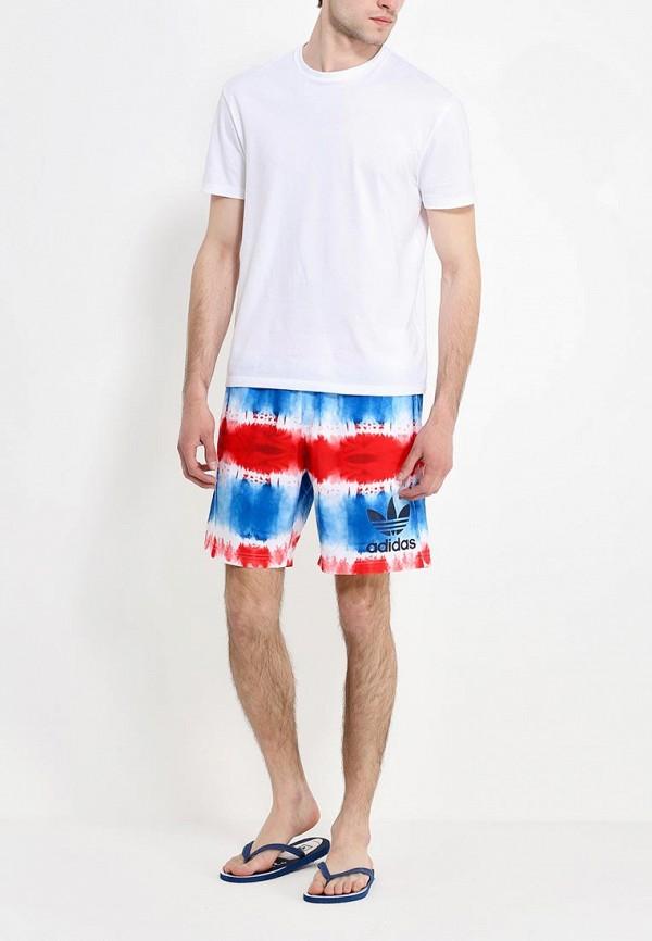 Мужские шорты для плавания Adidas Originals (Адидас Ориджиналс) S18780: изображение 3