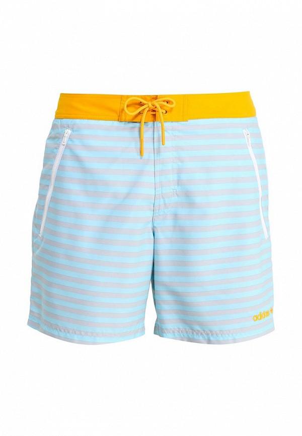 Мужские шорты для плавания Adidas Originals (Адидас Ориджиналс) S19047: изображение 1