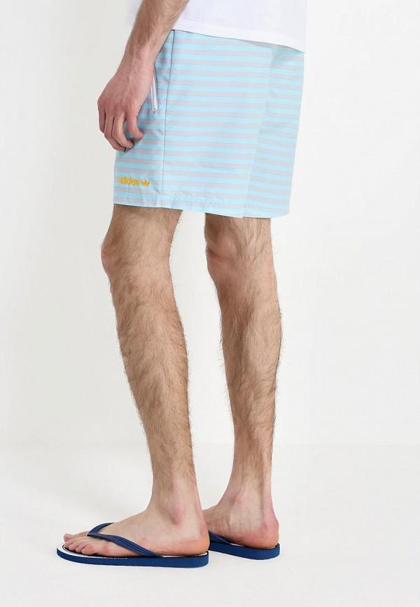 Мужские шорты для плавания Adidas Originals (Адидас Ориджиналс) S19047: изображение 4