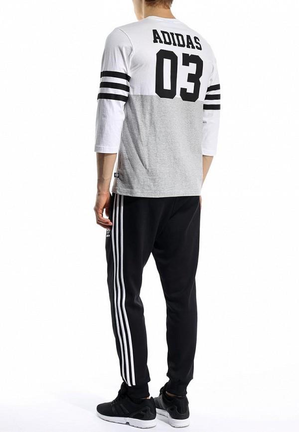 Спортивная футболка Adidas Originals (Адидас Ориджиналс) S19063: изображение 4