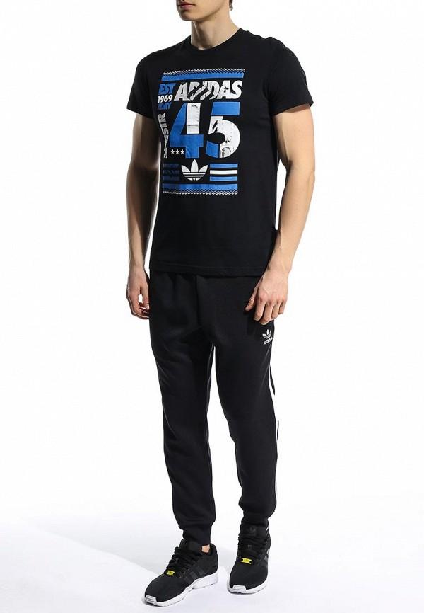 Спортивная футболка Adidas Originals (Адидас Ориджиналс) S19078: изображение 3