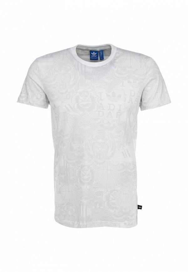 Спортивная футболка Adidas Originals (Адидас Ориджиналс) S19085: изображение 2