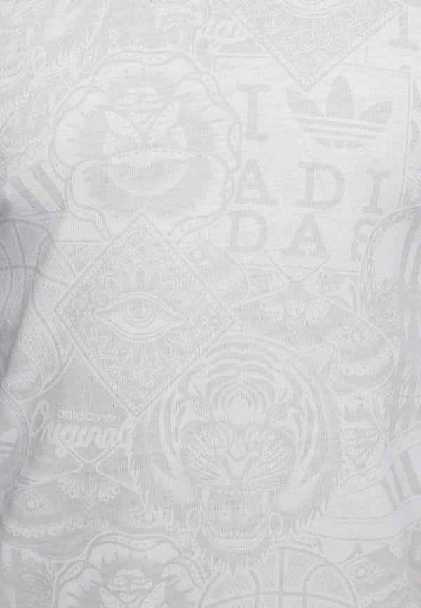 Спортивная футболка Adidas Originals (Адидас Ориджиналс) S19085: изображение 3