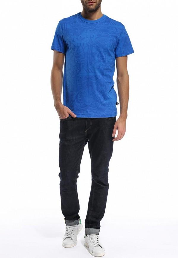 Спортивная футболка Adidas Originals (Адидас Ориджиналс) S19087: изображение 4