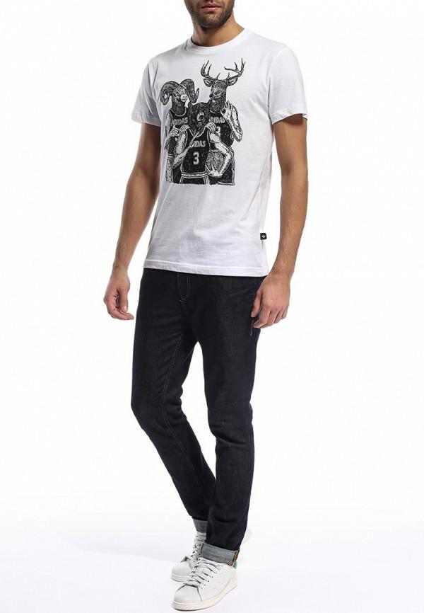 Спортивная футболка Adidas Originals (Адидас Ориджиналс) S19113: изображение 4
