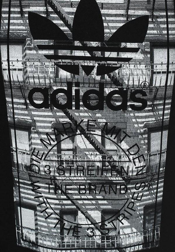 Спортивная футболка Adidas Originals (Адидас Ориджиналс) S19134: изображение 3